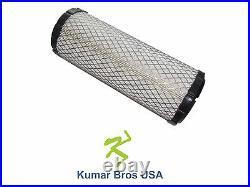 New Outer Air Filter Fits John Deere 27ZTS, 35 ZTS, 27C ZTS, 35C ZTS, 50C ZTS