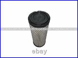 New Outer Air Filter Fits John Deere 647A 667 657A 652R EFI, 661E EFI