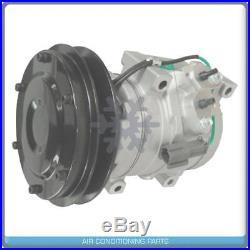 New Premiun Quality A/c Compressor Kobelco & Komatsu & John Deere Excavators