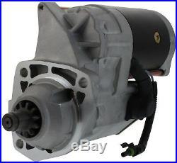 New Starter John Deere 6081 6090HT Engines Excavators E330LC E360LC 228000-9151