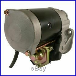 New Starter John Deere Engine Marine 4039dfm 4045tfm & Excavator 120 120c 120d