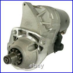 New Starter John Deere Engine Marine 6081afm75 & Excavator 230lcr 350dlc 370c