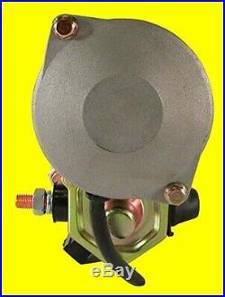 New Starter John Deere Excavator Logger 120 120c 120d 160clc 160lc 2054 Snd0645