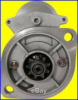 New Starter Motor John Deere Excavator 27c 35c 50c Isuzu 8971128650, 8971128651