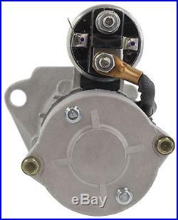 New Starter Motor John Deere Excavator 75D/85D 24V 11 Tooth 8980723151 M8T81571