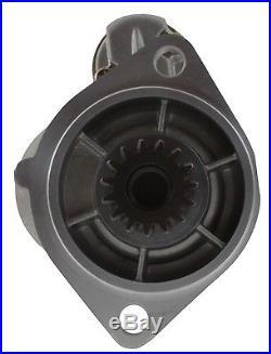 New Starter Motor John Deere Excavator with Yanmar 3TNV88 12V 129136-77011