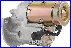 New Starter fits John Deere Excavator 35CZTS/50CZTS 12V 9Tooth 228000-5382