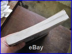 Pair of OEM John Deere 790D 790D-LC 892D-LC Excavator TECHNICAL MANUALS Books