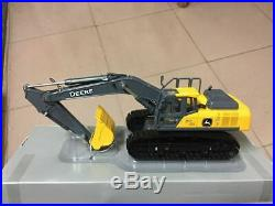 Rare! John Deere E360 LC Excavator Metal Tracks 150 Engineering Vehicle Model