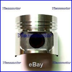 Rebuild Kit For YANMAR Engine JOHN DEERE 330 332 415 655 Tractor Excavator Mower