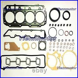 Rebuild Kit For Yanmar Takeuchi F14 TB175 John Deere JD 80 244H 304H Excavator