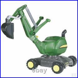 Rolly Toys John Deere Childrens Digger Kids Toy Farm Machinery Age 3+