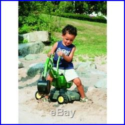 Rolly Toys John Deere Excavator Fully functional with wheels