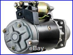 Starter Fits John Deere Excavator 690 690a 690b 404 Diesel Re43423 128000-5973