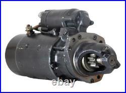 Starter Motor Fits John Deere Excavator 290d 490 490d 495d 590d 595 595d Ty25965