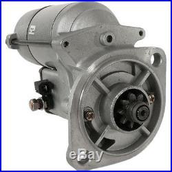 Starter Motor John Deere Excavator 27c 35c 50c Isuzu 8971128650, 8971128651