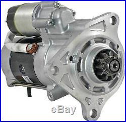 Starter Motor John Deere Excavator 600clc Zx800 Zx850 M009t80971 M009t80971zc