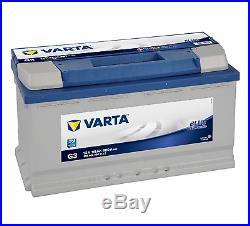 Starterbatterie Blue Dynamic Varta 5954020803132