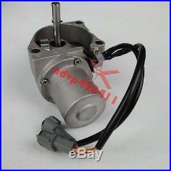 Stepping Throttle Motor Assy KP56RM2G-019 For Hitachi John Deere Excavator