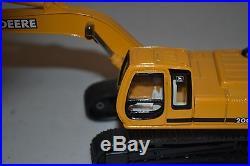 USED 1/50 Scale Diecast ERTL JOHN DEERE EXCAVATOR 200LC CONSTRUCTION