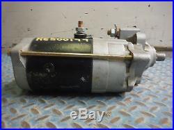Used Starter P/n 18458n For John Deere Excavators / Loggers / Forestry Equipment