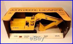 Vintage John Deere 690 Excavator In Original Box