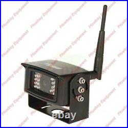 WCCH1 ANALOG Wireless Camera for WL56M2C CabCAM Camera System Frequency 2414 MHZ