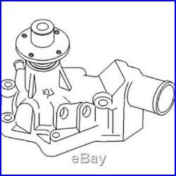 Water Pump replaces RE19944 for John Deere 290D Excavator 1520 2020 2030 2040 JD
