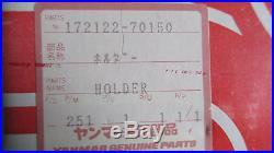 Yanmar 172122-70150 Holder, Final Drive Yb301 John Deere 30 Mini Excavator