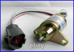 Yanmar Fuel Shut-Off Diesel Solenoid For 3Tnv88, 119233-77932