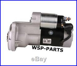 Yanmar Starter 8919 EAA-121182 S13-204 S13-404 S13204 129900-77010
